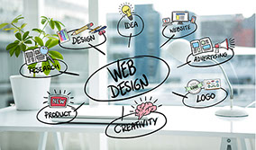 Web and Graphic Design Project planning plan picture